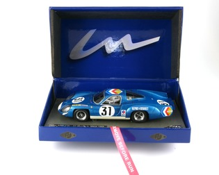Alpine Renault A220 #31 LM 1969, packaging