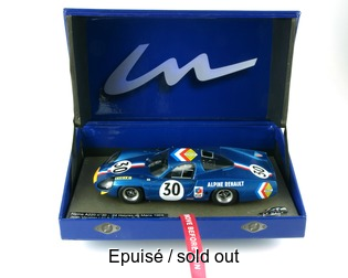 Alpine Renault A220 #30, packaging