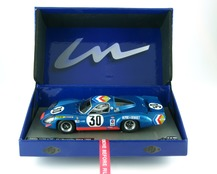 Alpine Renault A220 #30 LM 1969, packaging