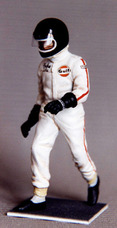 Jacky Ickx 1:24 scale ready painted