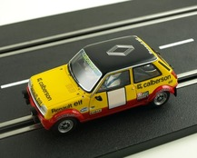Renault 5 Alpine Gr2 to personalise
