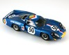 Alpine Renault A220 #30, 3/4 front right