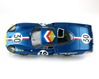 Alpine Renault A220 #30, top view