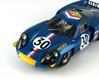 Alpine Renault A220 #30, details of the front