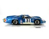 Alpine Renault A220 #31 LM 1969, right profile