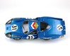 Alpine Renault A220 #31 LM 1969, top view